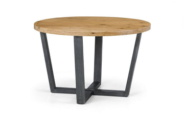 BROOKLYN ROUND KITCHEN TABLE