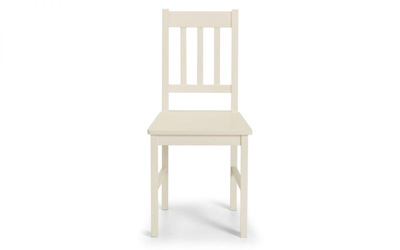 CAMEO CHAIR - STONE WHITE