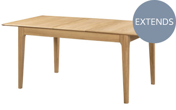 COTSWORLD EXTENDING TABLE