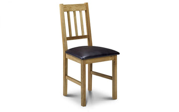 COXMOOR OAK CHAIR