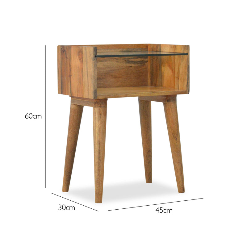 Scandinavian Style Side Table