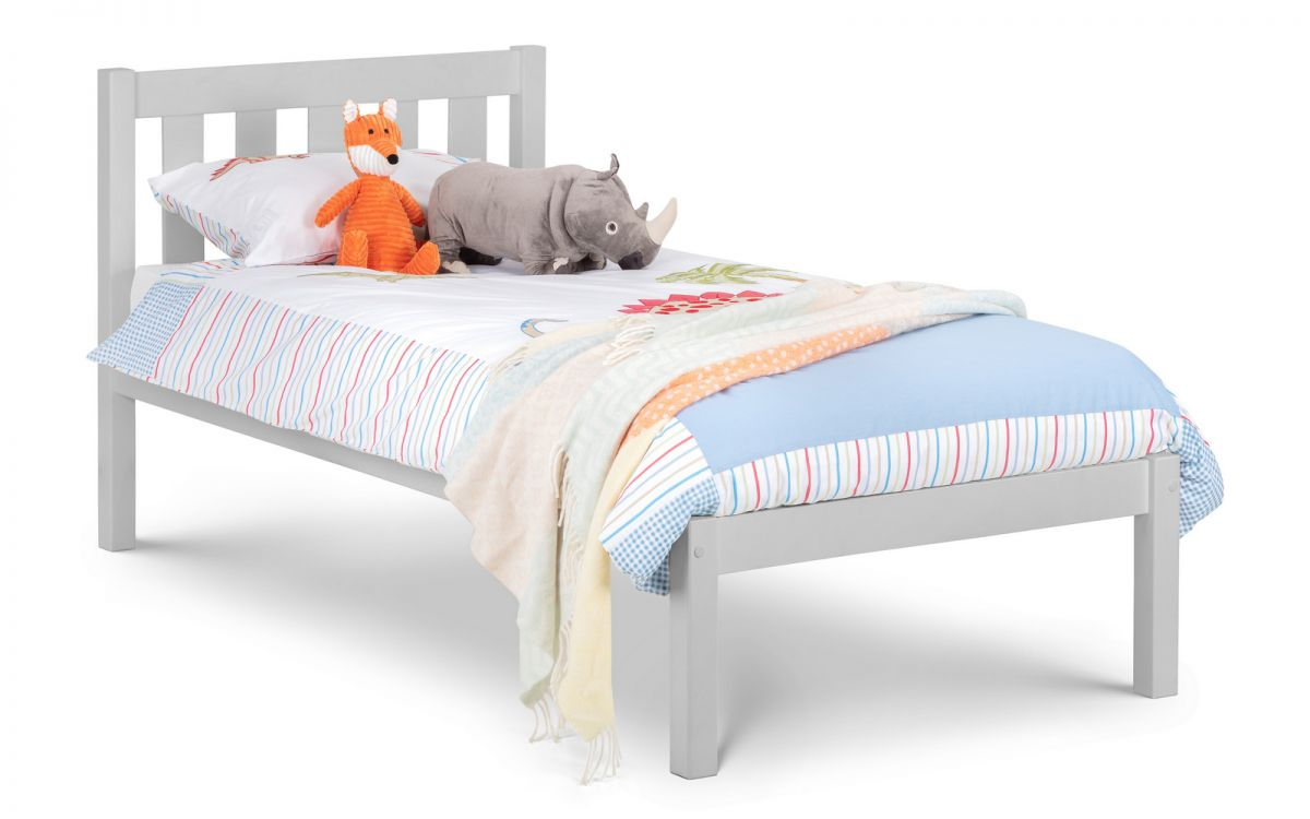 LUNA BED - DOVE GREY