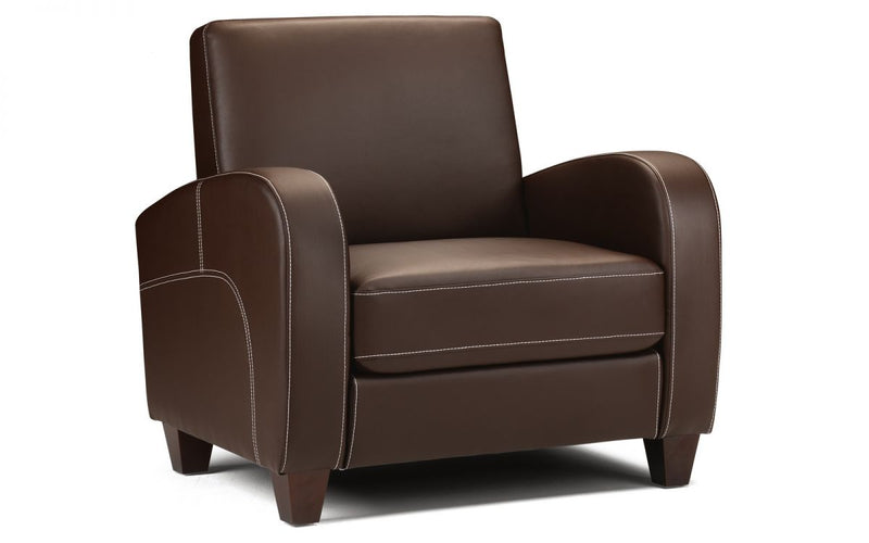 Vivo Chair in Chestnut