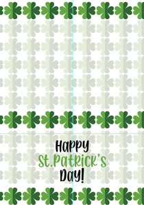 st.pats mini cookie card