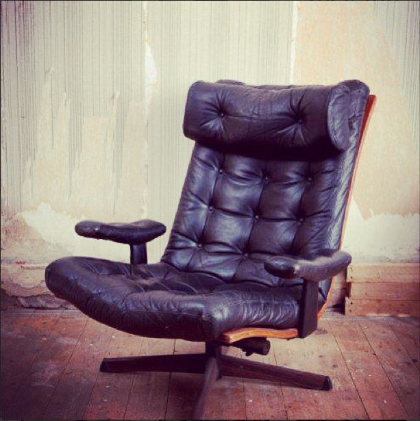 The Black Chair