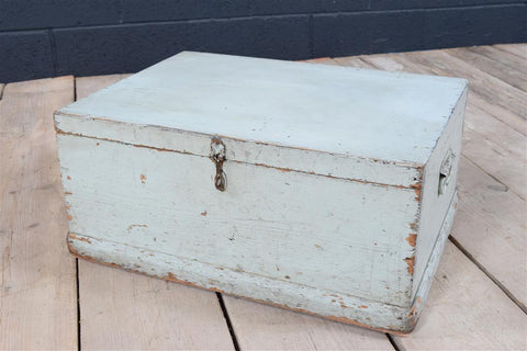Vintage Painted Box