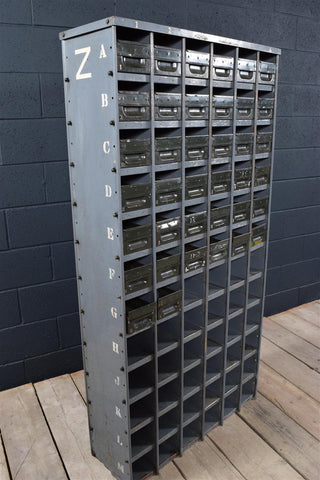 Vintage Industrial Workshop Drawers