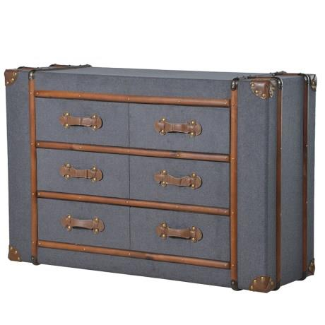 Trunk Style Drawers