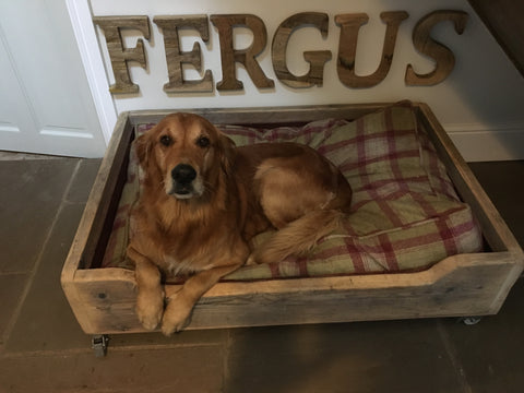 Bespoke pet beds
