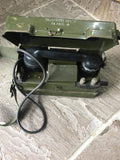 Vintage Field Telephone
