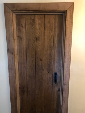 Bespoke Oak Doors