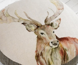 Mr. Stag Floor Cushion