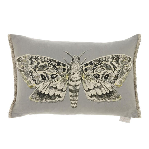 Moth Cocoon Cushion