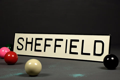 Sheffield Sign