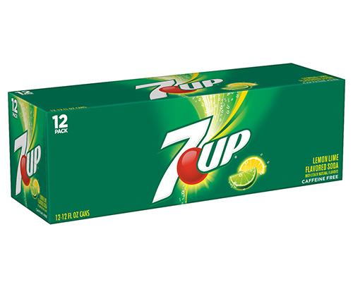 7 Up - Can 12pk