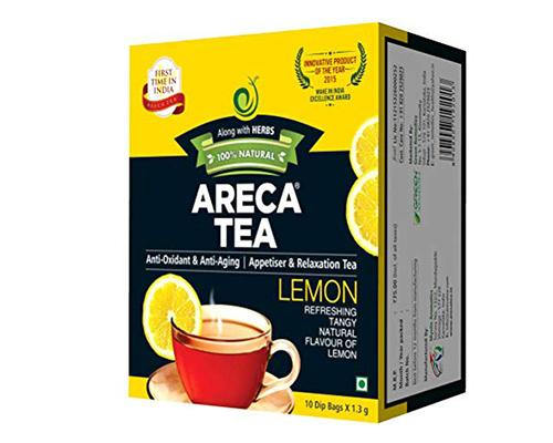 Areca Lemon Tea 10 Bags