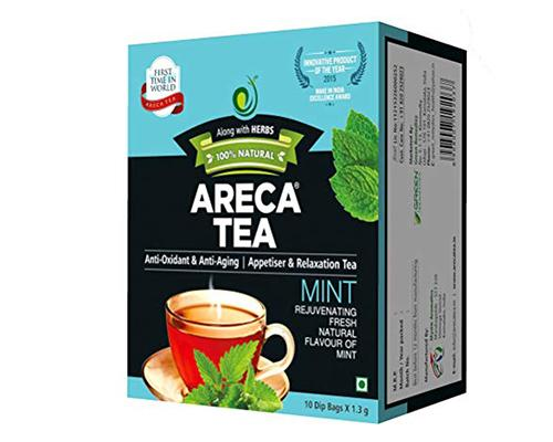 Areca Mint Tea 10 Bags
