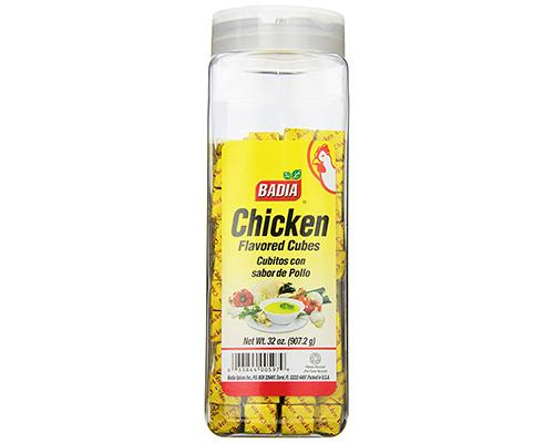 Badia Chicken Flavored Cubes