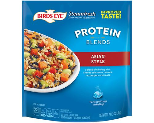 Birds Eye Protein Blend Asian Style