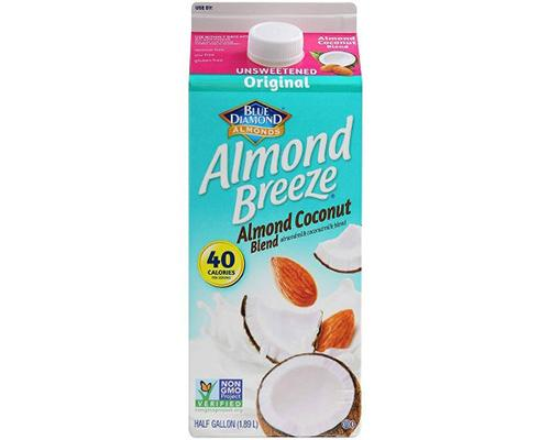 Blue Diamond Almond Breeze Almond Coconut Blend Original