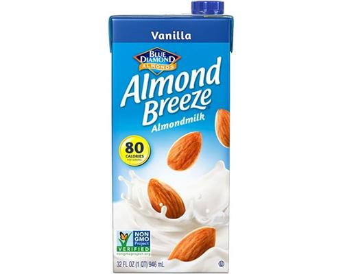 Blue Diamond Almond Breeze Milk Vanilla