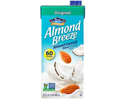 Blue Diamond Almond Breeze Milk Coconut