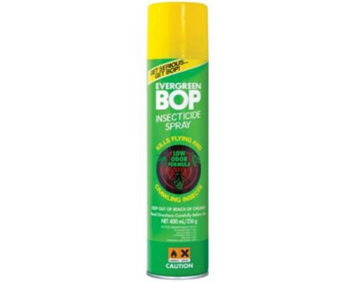 Bop Evergreen Insecticide - 400 ml