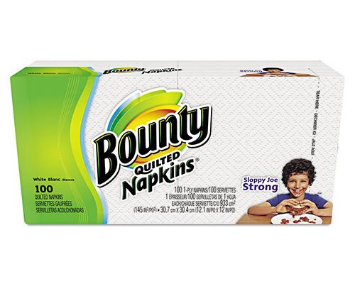 Bounty Napkins - 100 ct