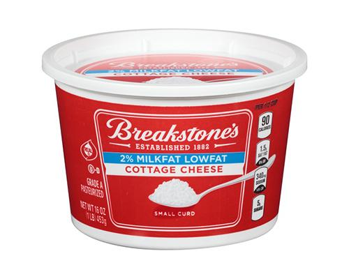Breakstone's Cottage Cheese 2% Milk Fat