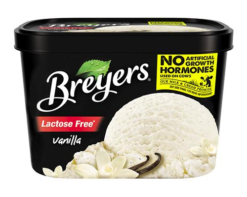 Breyers Ice Cream - Lactose Free Vanilla