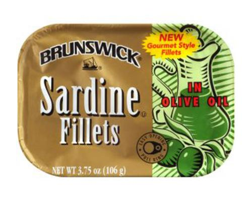 Brunswick Sardines in Olive Oil