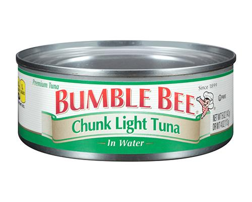 Bumble Bee Tuna in Water