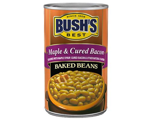 Bush's Baked Beans Cured Bacon