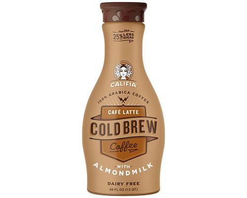 Califia Cafe Latte Cold Brew Coffee Almond Milk