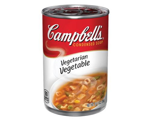 Campbell's Vegetarian Vegetable Soup