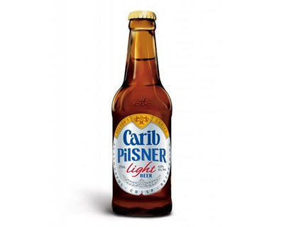 Carib Pilsner Light Beer - 275 ml