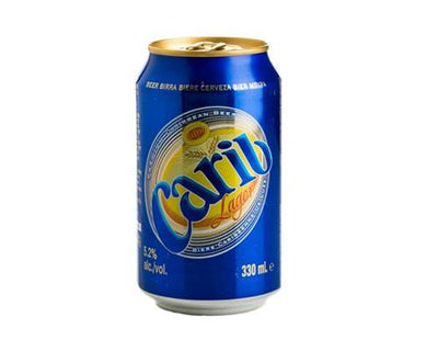 Carib Premium Beer - 330 ml