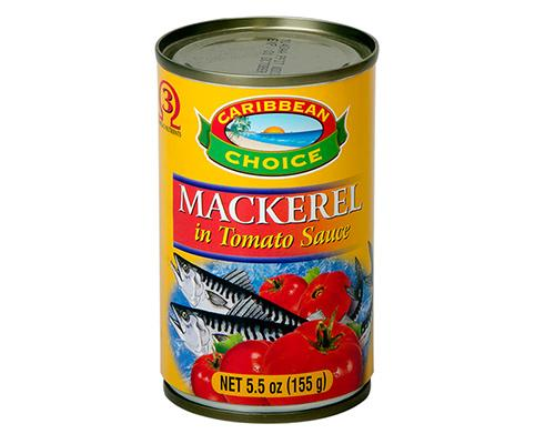 Caribbean Choice Mackerel in Tomato Sauce