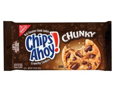 Chips Ahoy Chocolate Chunky