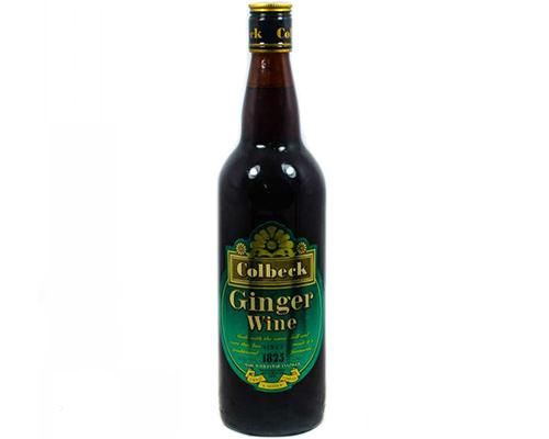Colbeck Ginger Wine