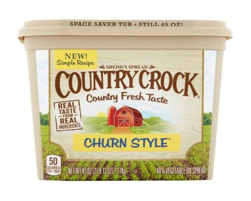 Country Crock Butter Churn Style