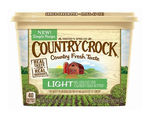 Country Crock Butter Light