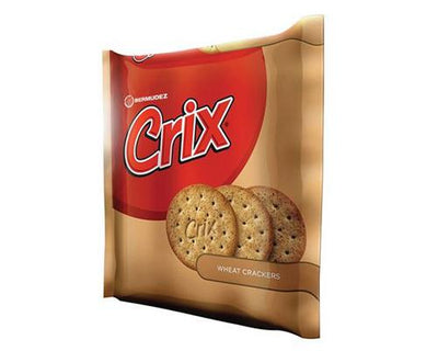 Crix Crackers w/ Wheat - 3pk