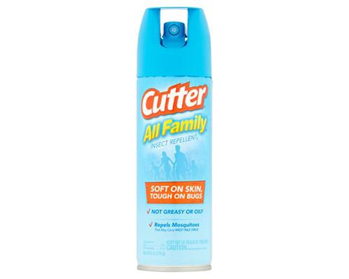 Cutter Insect Repellent Soft on Skin Tough on Bugs