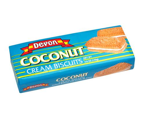 Devon Coconut Creams