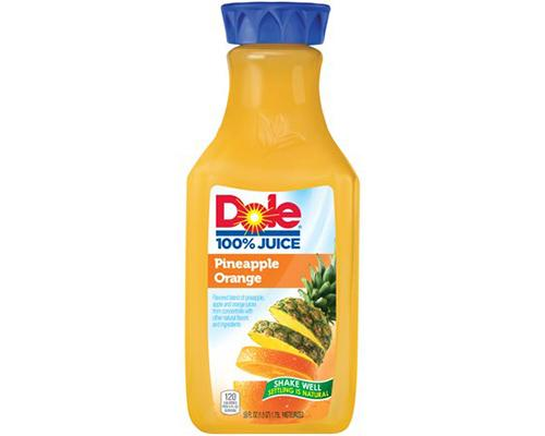 Dole Orange Pineapple Juice