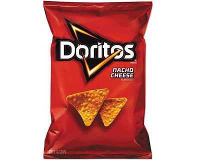 Doritos Potato Chips - Nacho Cheese
