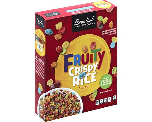Essential Everyday Fruity Crispy Rice