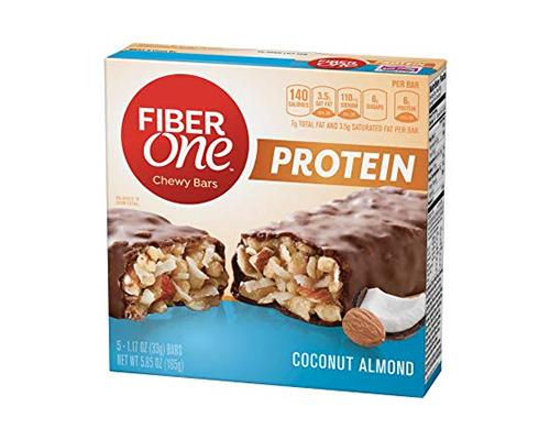 Fiber One Coconut Almond - 5 ct