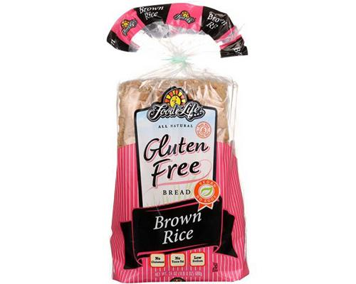 Food for Life Gluten Free Brown Rice Bread